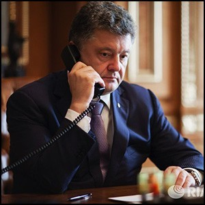 Пьеса на Украине заканчивается, мавр Порошенко должен уйти