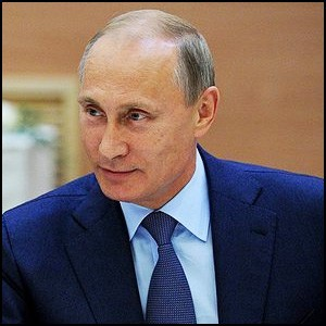 Интервью Владимира Путина журналу «Вокруг света»