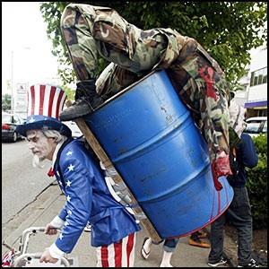 Как США организовали нефтяной заговор против России