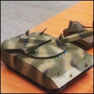 Настоящая бронетанковая революция делается только в России