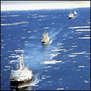 Борьба с паразитами за Северный морской путь обостряется