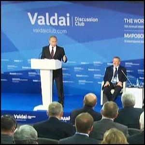 Клуб «Валдай» – уникальные встречи с руководством России