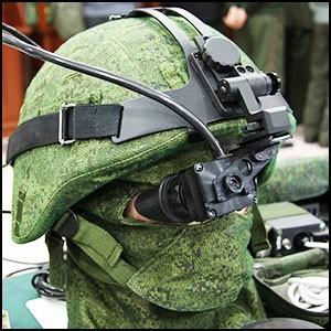 В новой экипировке «Ратник» воевать будет безопасней и эффективней