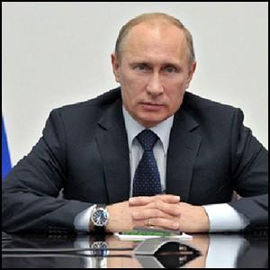 Интервью Владимира Путина ведущим китайским СМИ