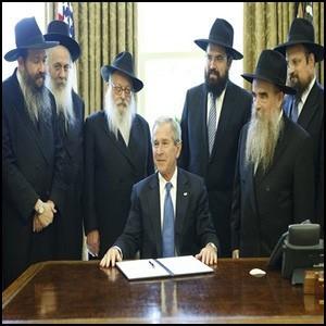 Почему иудеи везде лезут во власть?