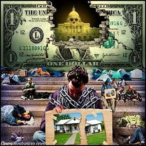 Коллапс американской экономики уже идёт