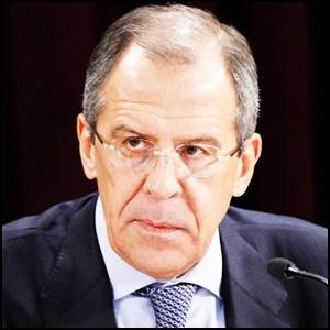 Министр иностранных дел РФ Сергей Лавров дал интервью по итогам года