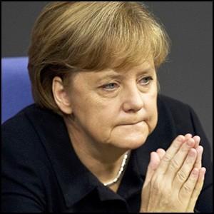 О чём пронюхала хитрая Меркель