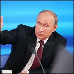 Ежегодная пресс-конференция Президента России Владимира Путина 18.12.2014 (18 декабря)