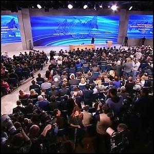 Три главные вещи, которые сказал Путин