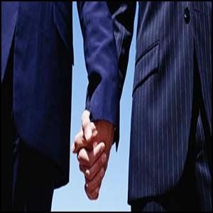 Странная гомосексуальная элита образовалась в России