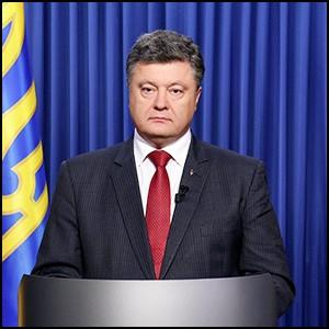 Самозванец Пётр Порошенко – между молотом и наковальней