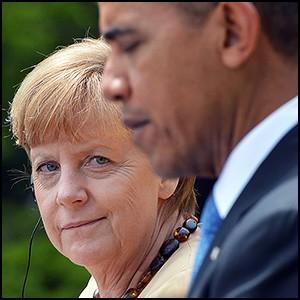 Европа начинает противодействовать нападению США