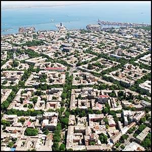 Экскурсия по оккупированной американцами Одессе