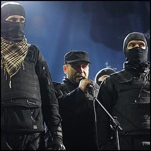 Украина – жертва нападения США