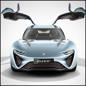 Первый настоящий электромобиль