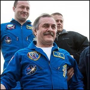 Беседа с космонавтом Павлом Виноградовым о страхе, иконах и субординации