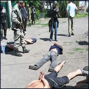 На Украине сажают демократично