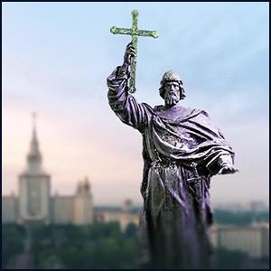 Зачем Церковь навязывает Москве памятник иудею Владимиру?