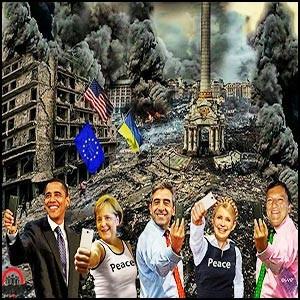 Большая война на Украине неизбежна