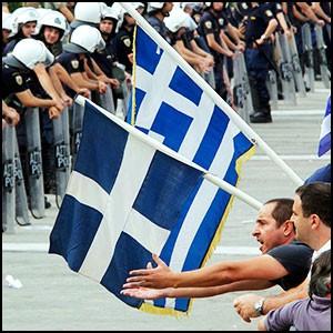 Что хотят прикрыть греческой комедией?