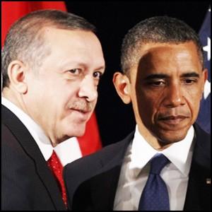 США делают из Турции проблему для Европы, России и Китая