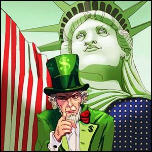 Англосаксы сделали США главным паразитом планеты
