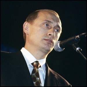 Путин появился совершенно вовремя
