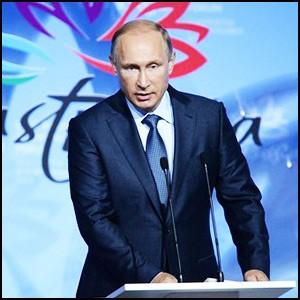 Россия ни перед кем никогда не склонит голову!