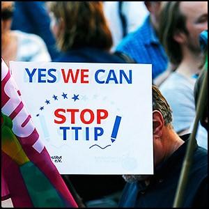 Договор TTIP или Второе похищение Европы