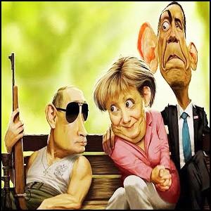 Расклад сил и средств в России и Мире сегодня
