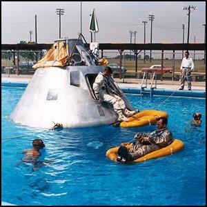 Приключения несчастливого «Аполлона-13»