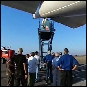 Аэробус А321 на Синае был взорван