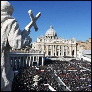 Ватикан – церковная корпорация Земли