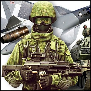 Новая русская Армия во всём превосходит армию паразитического Запада