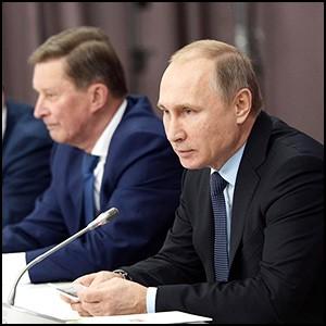 Заседание президиума Государственного совета России