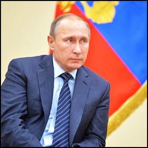 Президент Путин встретился с активом ОНФ