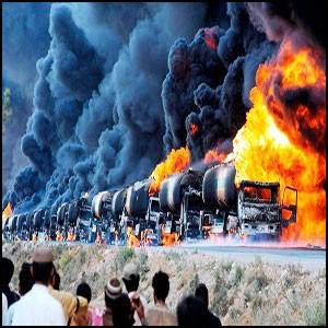 Русские ломают нефтяной бизнес ДАИШ