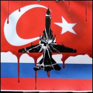 Сбив Су-24 руками Турции, США устроили России проверку боем