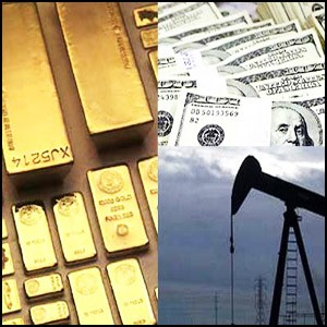 Цену нефти обрушили ради доллара. Часть 1