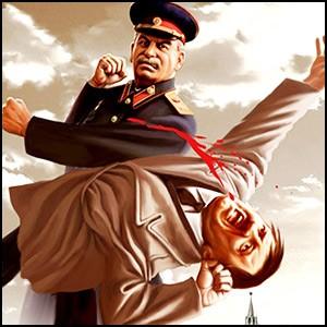 Семитское меньшинство ненавидит Сталина за непокорность их воле