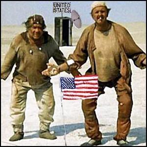 Американцы не были в Космосе до Шаттлов