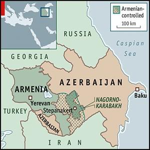 Политические тайны Нагорного Карабаха