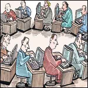 Бюрократия – это раковая опухоль государственного аппарата