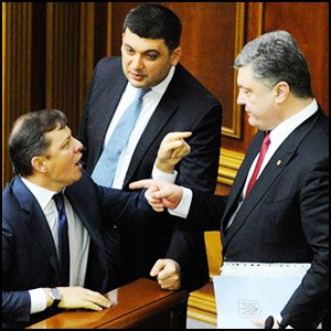 Украинская элита – обыкновенные паразиты, воры и убийцы