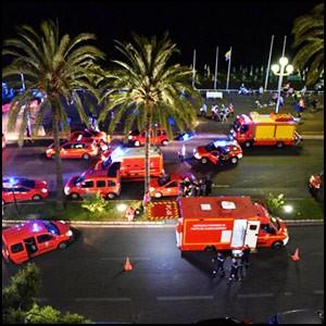 За терактами во Франции стоят США