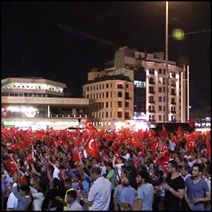 Кто защитил Эрдогана от мятежников
