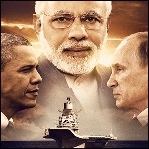 Россия борется с паразитами за Индию