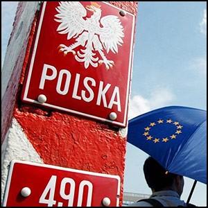 Польша очень хочет халявных транзитных денег
