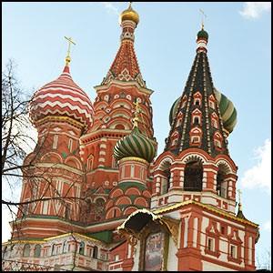 Таинственный собор Василия Блаженного